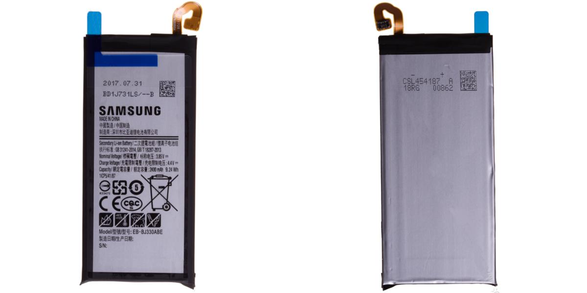 bateria samsung j3 j330 wymiana baterii w autoryzowanym serwisie w szczecinie krzywoustego 22