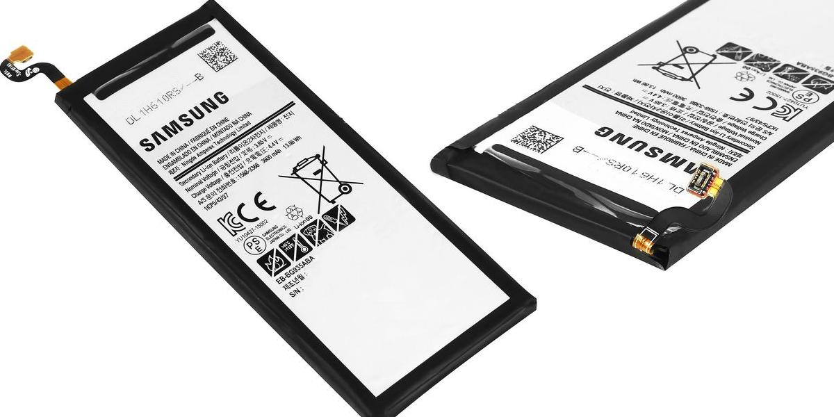 wymiana baterii w smartfonie Samsung Galaxy S7 G935