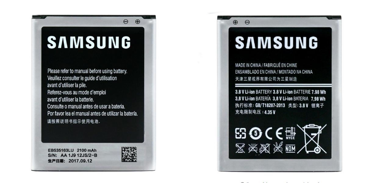 oryginalna bateria samsung EB535163LU grand duo grand neo
