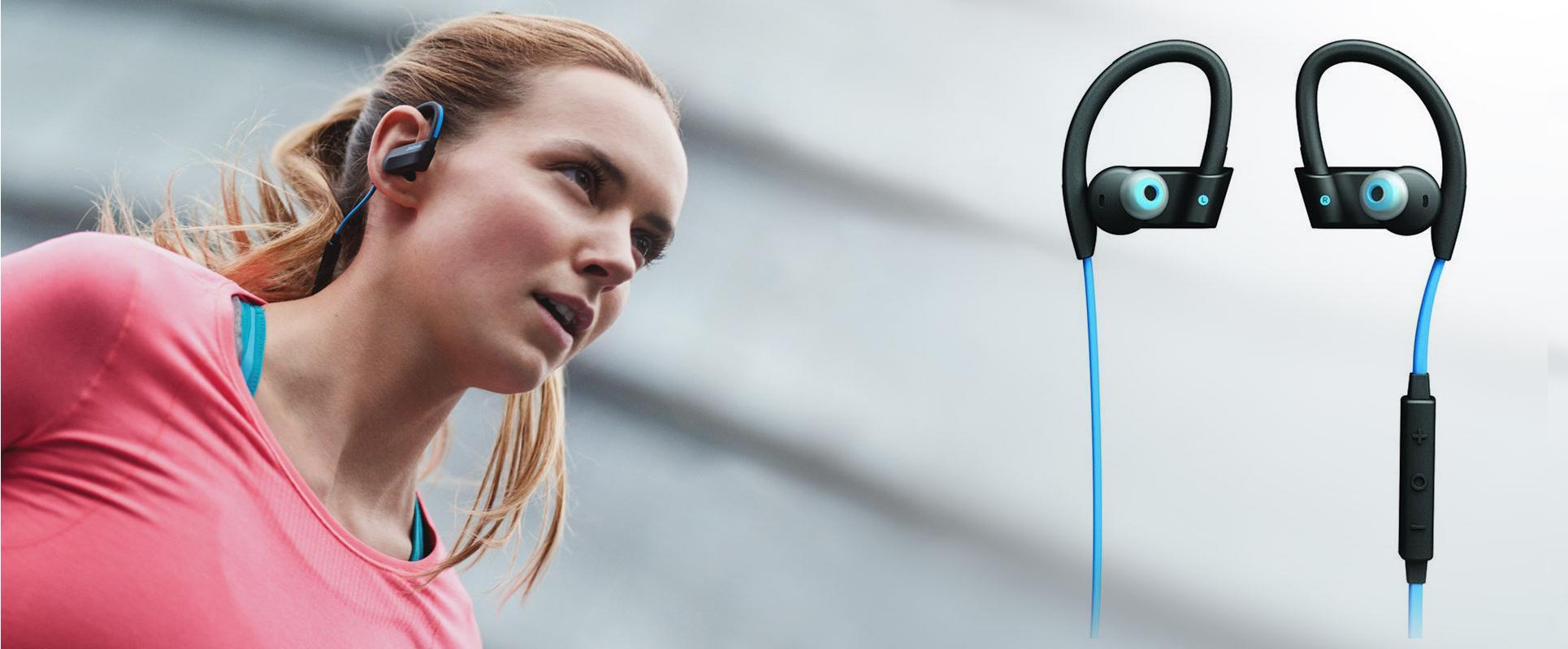 Jabra Sport Pace słuchawki bluetooth słuchawki sportowe