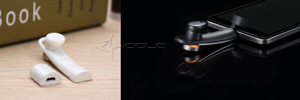 Huawei AM07 słuchawka bluetooth ładowanie przez micro USB