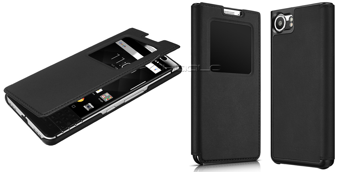 Etui Flip Case Blackberry KEYONE 2017