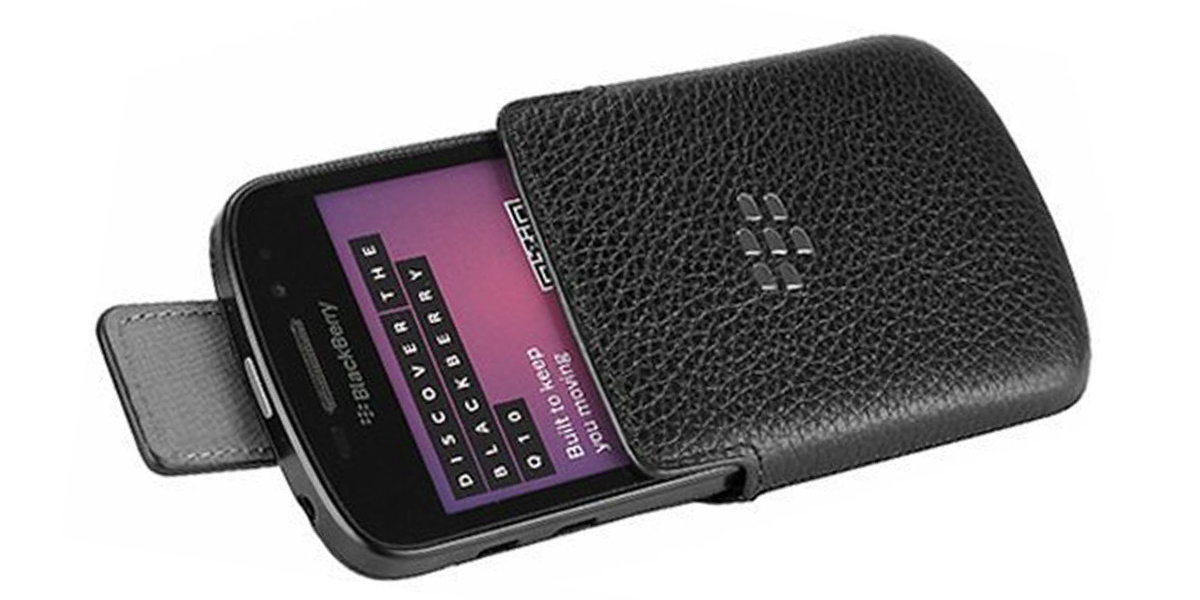 oryginalna wsuwka do blackberry classic q20