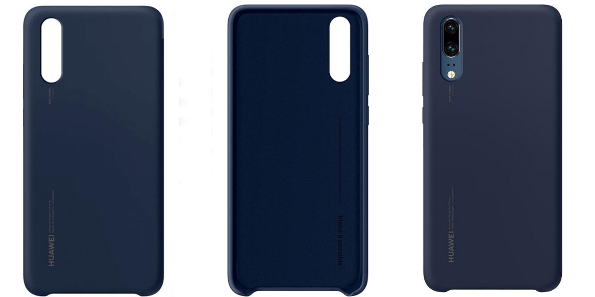 huawei p20 silicon case