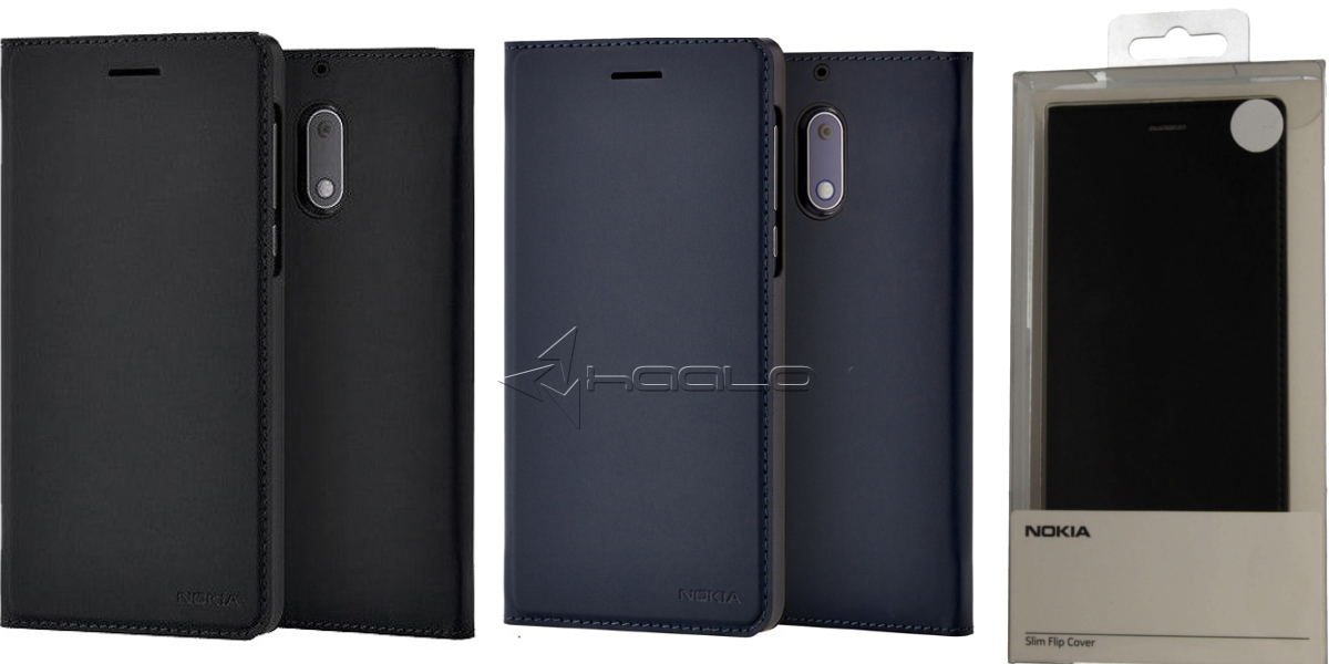 Oryginalne etui do Nokia 5 Slim Flip Cover CP-302