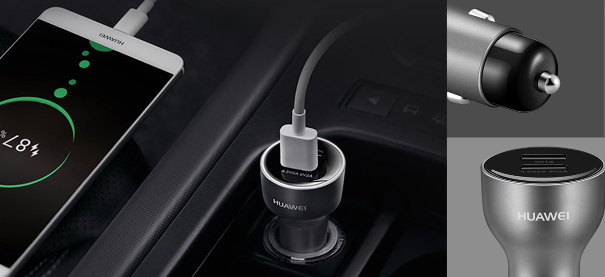 HUAWEI SUPER CHARGE CAR CHARGER