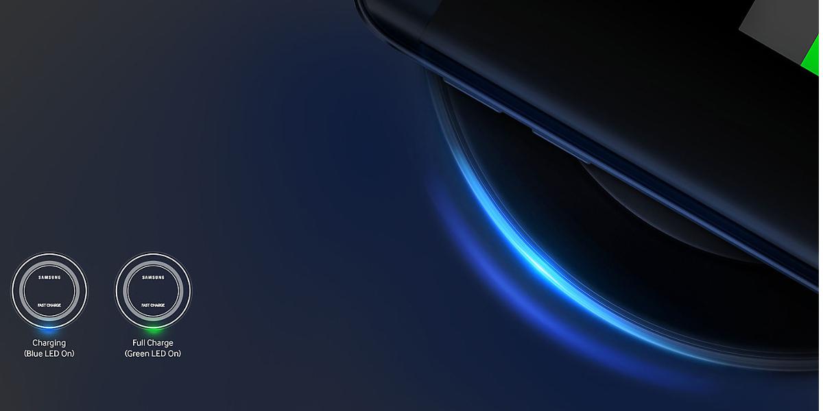 Ładowarka indukcyjna Samsung Fast Charger EP-PN920BBEGWW