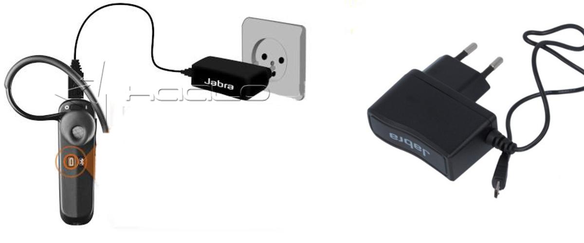 Oryginalna ładowarka Jabra do urządzeń słuchawek