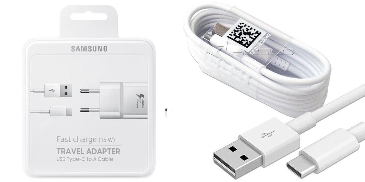 Ładowarka sieciowa Samsung EP-TA20EWE Szybkie Ładowanie Fast Charging USB-C