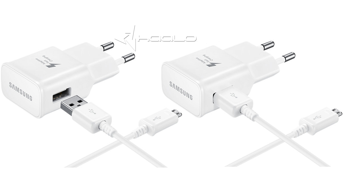 Ładowarka sieciowa Samsung EP-TA20EWE EP-TA20EBE fast charging