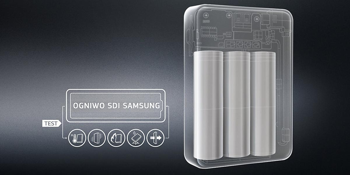 EB-PG850BLEGWW Powerbank Samsung 8400