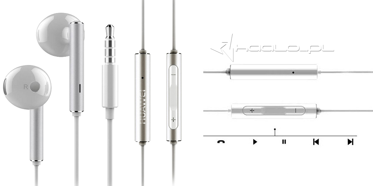 Oryginalne słuchawki Huawei