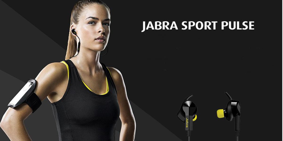 jabra sport pulse wirelles