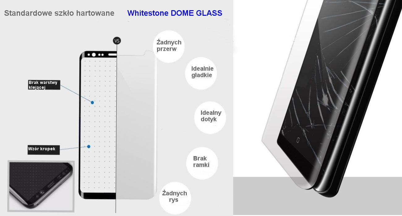 Szkło hartowane na cały ekran do samsung galaxy s8 PLUS