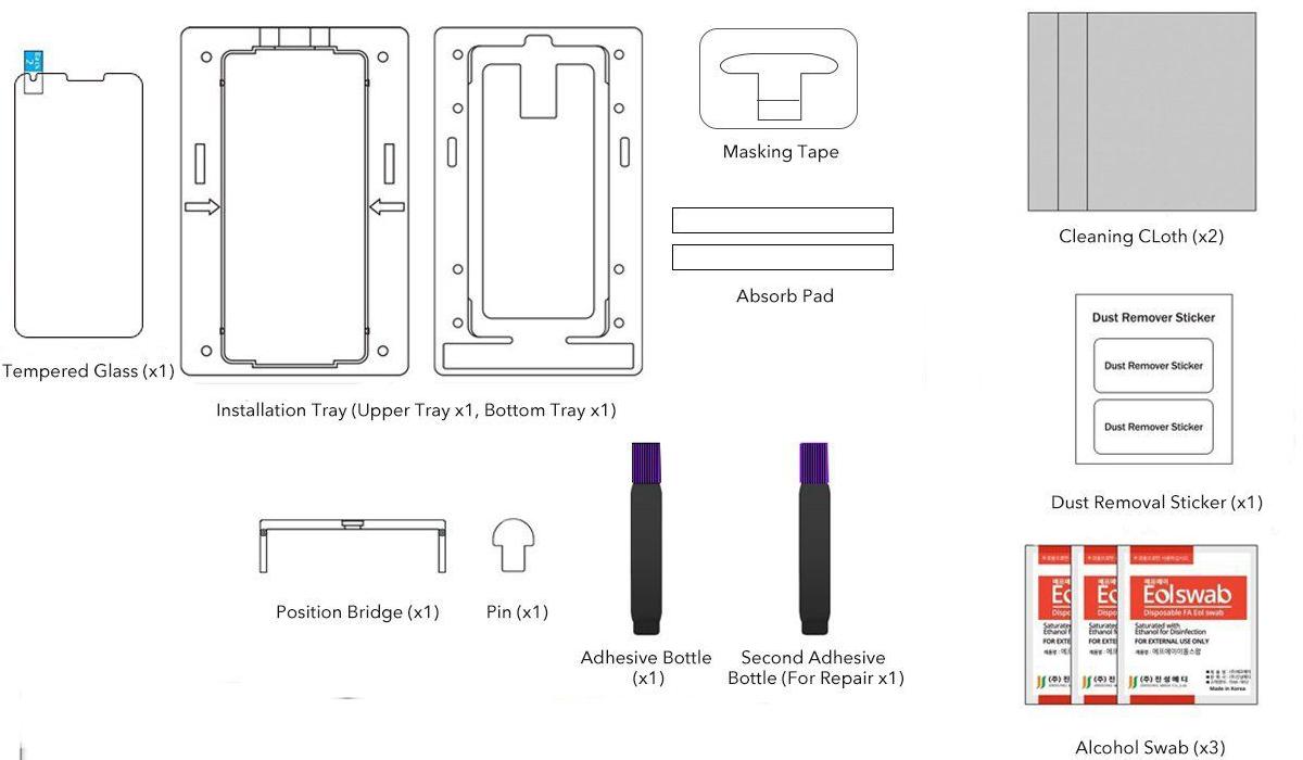 WHITESTONE DOME GLASS S9