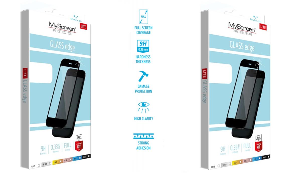 Szkło idealnie dopasowane do ekranu na Huawei p20 lite