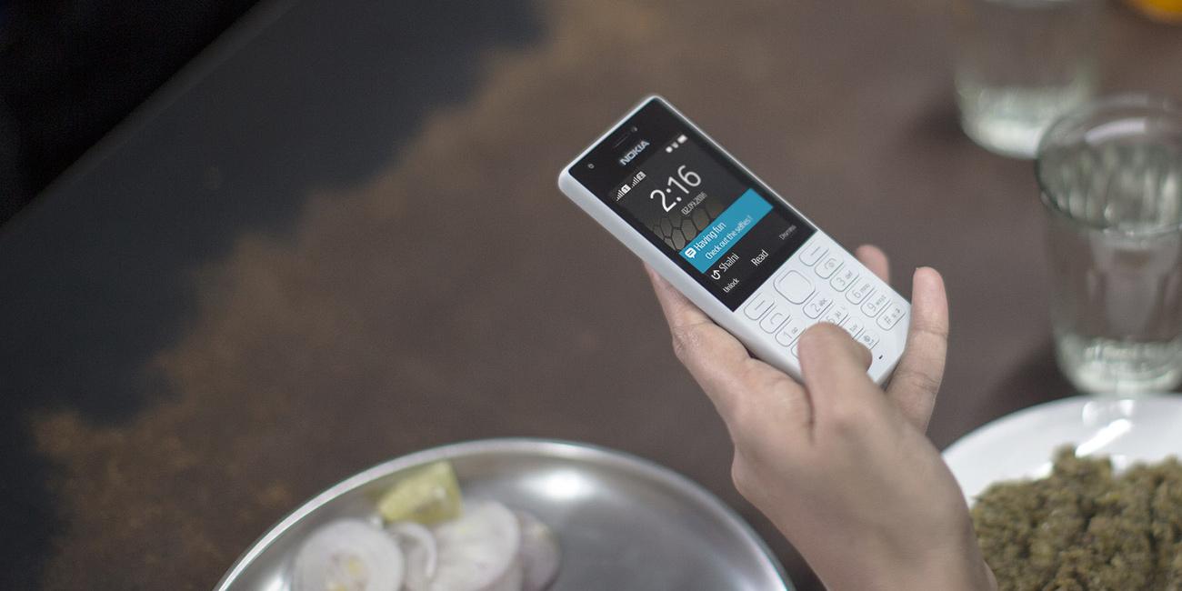 Nieużywana Nokia 216 dual sim