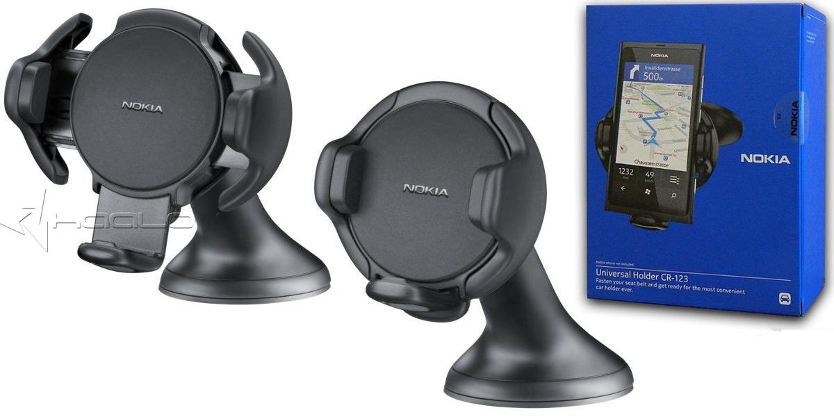Oryginaly NOWY uchwyt Nokia CR-123 do telefonu nawigacji