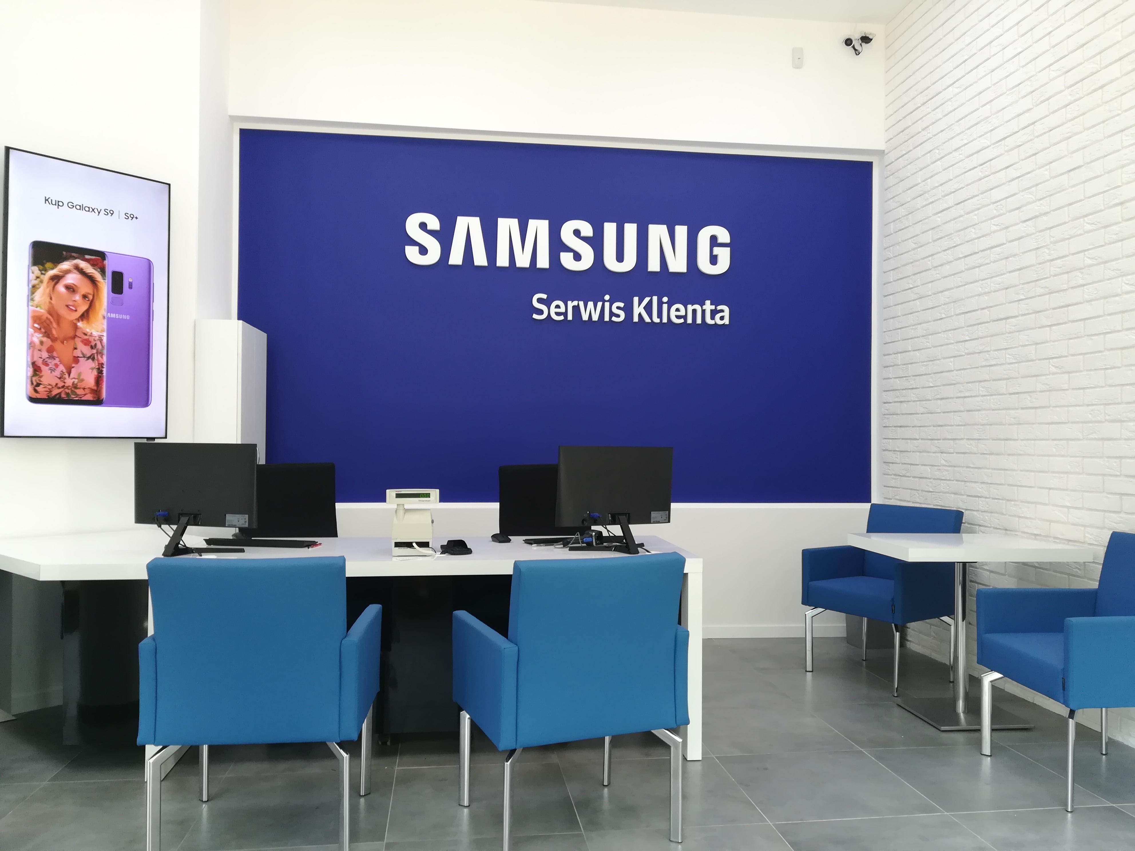 Autoryzowane Centrum Serwisowe Urządzeń mobilnych firmy Samsung w Szczecinie